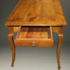 French cherry farmhouse table A5473C