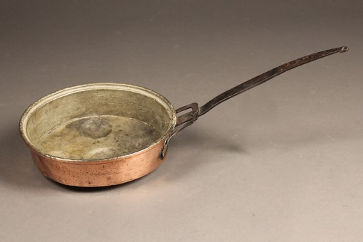 Copper Sauce Pan A5474A