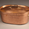 Oval Copper Pot A5477A