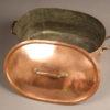 Oval Copper Pot A5477C