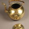 Brass Teapot  A5478C