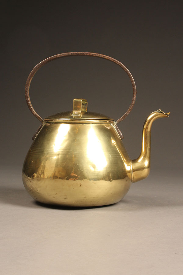 Brass Teapot  A5479A