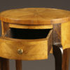 French lamp table A5495D