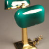 Double Emeralite desk lamp A5502B