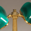 Double Emeralite desk lamp A5502C
