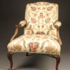 Hand carved arm chair A5503A