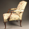 Hand carved arm chair A5503B