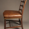 Ladder back side chair A5512B