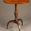Sheraton style tilt-top table A5514A