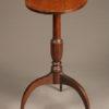 Sheraton style tilt-top table A5514B