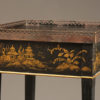 Small table with chinoiserie details A5515C