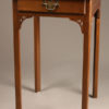 Pair of Chippendale style end tables A5516B