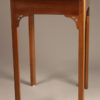 Pair of Chippendale style end tables A5516D
