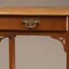 Pair of Chippendale style end tables A5516E