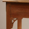 Pair of Chippendale style end tables A5516F