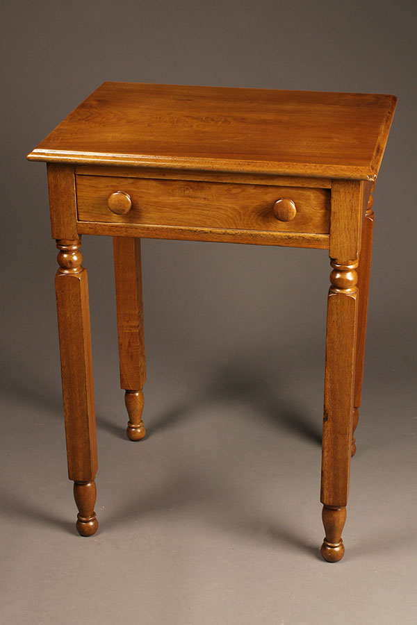 Walnut work table A5518A