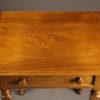 Walnut work table A5518D