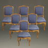 Set of 6 side chairs A5519A