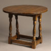 Oak Oval table A5524A