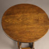 Oak Oval table A5524B