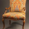 Pair of arm chairs A5526B
