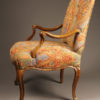 Pair of arm chairs A5526C