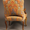 Pair of arm chairs A5526D