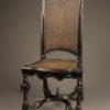 Carved hall chair A5527A
