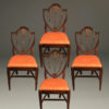 Set of 4 side chairs A5530A