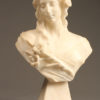 Marble bust of woman A5535A