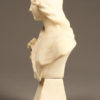 Marble bust of woman A5535B