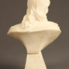 Marble bust of woman A5535C