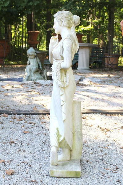Marble Statue of a Roman Woman A5536D