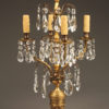 Pair of candelabra style lamps A5538B