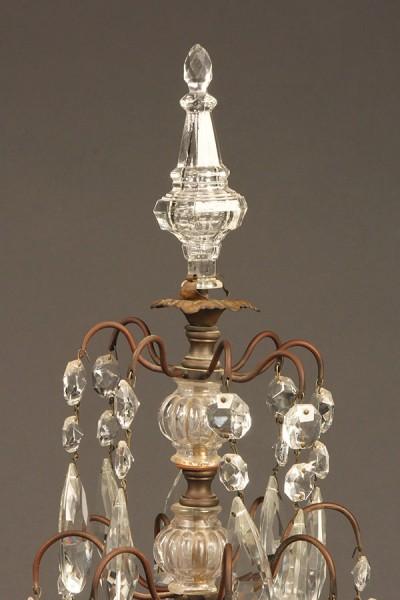Pair of bronze candelabras A5539C