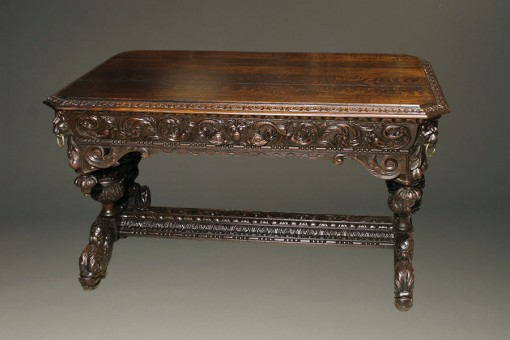 Belgian Carved Desk A5540A