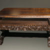 Belgian Carved Desk A5540B
