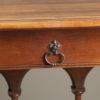 Walnut side table A1903F