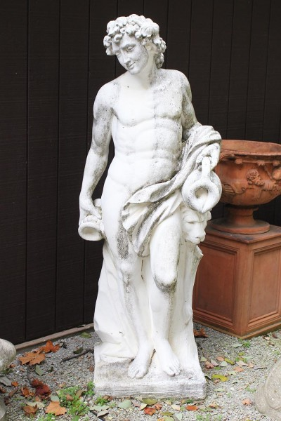 Statue of Baccus A5554A