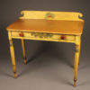 Pine table/desk with painted finish A5563A