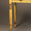Pine table/desk with painted finish A5563E
