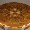 Table with gilded finish A5566C