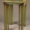 Set of green nest tables A5567B