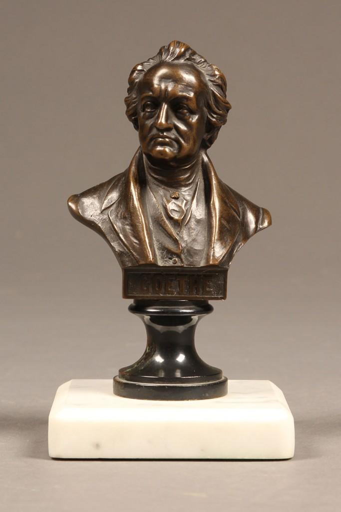 Bronze Bust A5569A