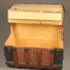 French Coffer/Steamer trunk A5572E