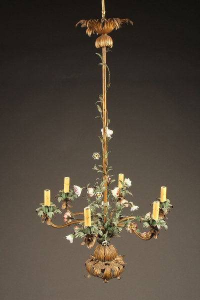 6 arm Italian chandelier A5574A