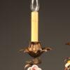 Italian 5 arm iron chandelier A5576D