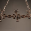 Pair of 6 arm iron chandelier A5579E