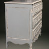 French 3 drawer commode A5582B