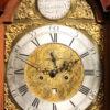 Scottish tall case clock A5588E